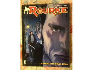 Rourke n 1 e 2 Star Comics