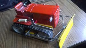 Sommavilla trattore con pala (per ricambi)