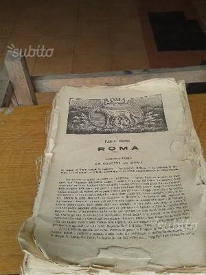 Storia di roma antica del