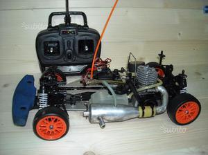Thunder Tiger TS4n