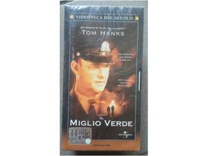 """VHS Videoteca del secolo,Mondadori """"Il Miglio verde"""""""
