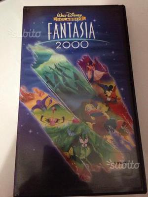 """VHS originali Disney """"i classici"""" da collezione"""