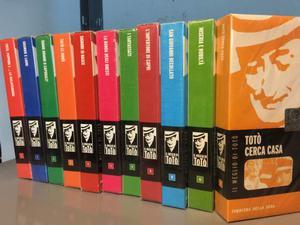 11 videocassette VHS film di Totò