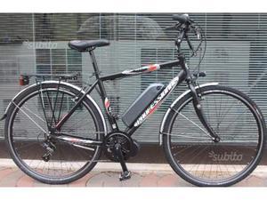 Bici con motore bafang, prova su prenotazione