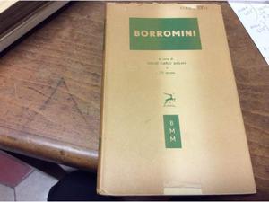 Borromini. Argan Carlo