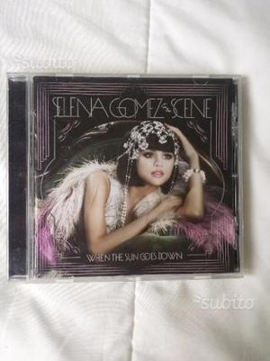CD originale When The Sun Goes Down - Selena Gomez