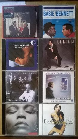 Collezione CD jazz