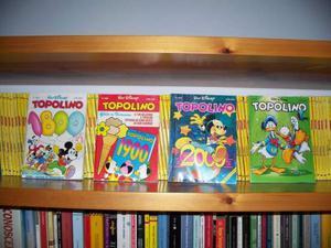 Collezione Topolino Walt Disney 100 pezzi serie