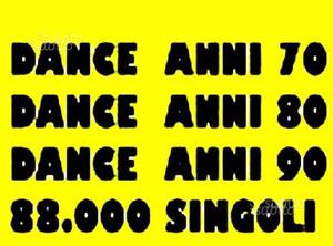 Dance anni  singoli