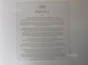 IPAD Air nuovo