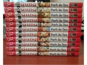 Manga Gung palace love story da 1 a 11