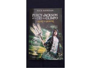 Percy jackson e gli dei