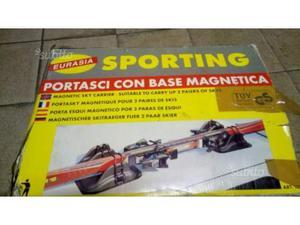 Porta sci magnetico rif 823 posot class - Porta snowboard magnetico ...