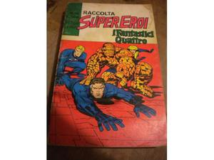 Raccolta supereroi n. 46 i fantastici quattro