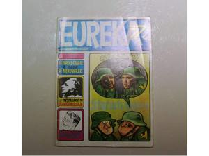 Rivista eureka nr 163 con adesivo