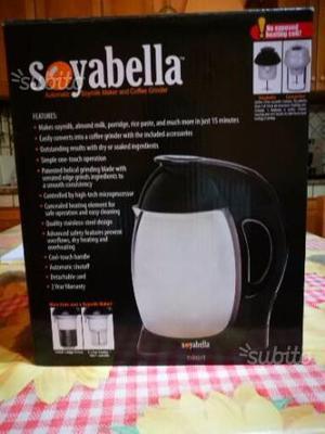 Soyabella (produce latte di soya)
