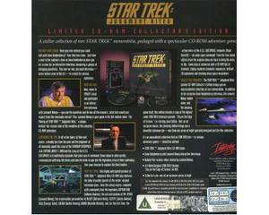 Star trek judgment rites cd-rom limited edition