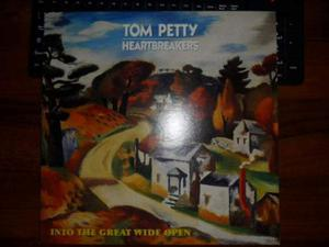 "Tom Petty ""Into the Great Wide Open""  - Vinile"