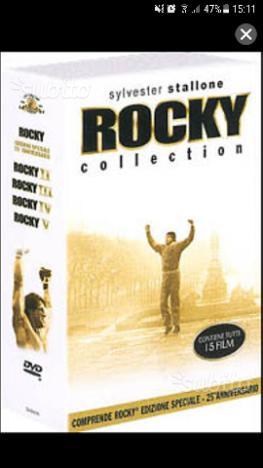 Video cassette ROCKY