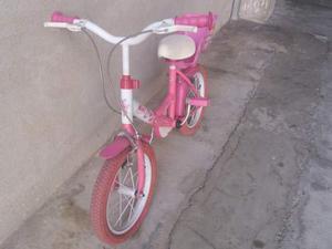 """Bicicletta Winx per bambina misura 14"""""""