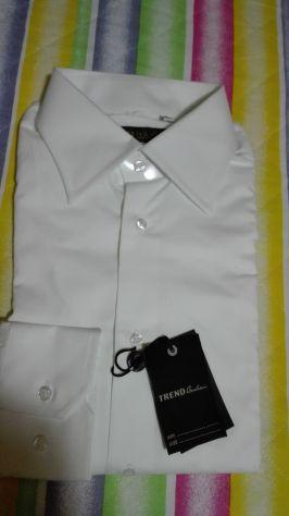 Camicia bianca marca Corneliani