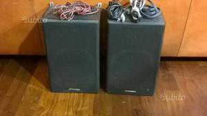 Casse hi fi stereo Pioneer