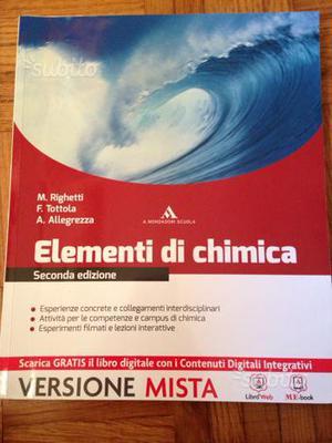 Elementi di chimica ISBN: