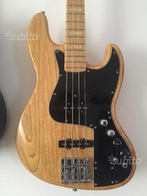 Fender Jazz Marcus Miller 4 corde