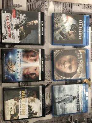 Film Blu-ray / Ultra HD 4K