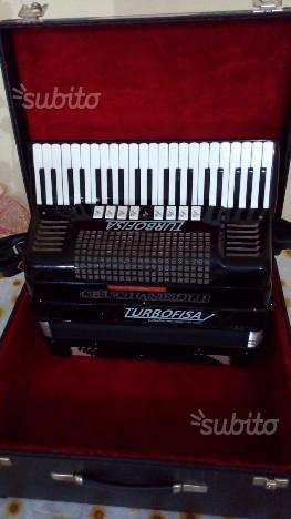 Fisarmonica TurboMantice