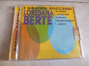 LOREDANA BERTE CD I GRANDI SUCCESSI serie JUKEBOX
