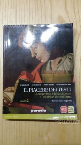 Libro Il piacere dei testi