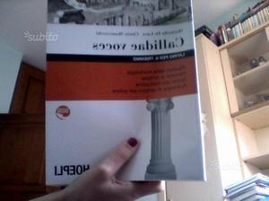 """Libro di latino """" Callidae voces """""""