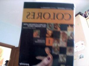 """Libro di latino """" Colores 1 """""""