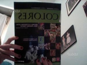 """Libro di latino """" Colores 3 """""""