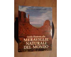 Libro guida illustrata alle meraviglie naturali del mondo
