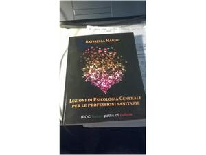 Libro lezioni di psicologia generale