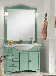 MOBILE bagno di colore