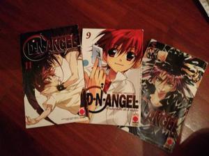 Manga DNAngel