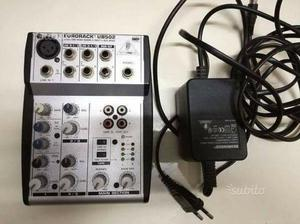 Mixer Behringer come nuovo