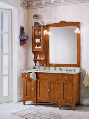 Mobile bagno in offerta in legno massello
