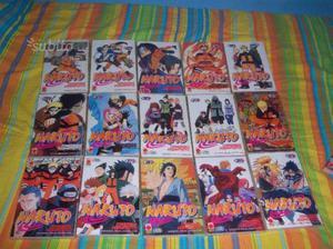 Naruto serie nera
