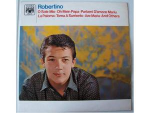 Robertino - Robertino lp  made in england
