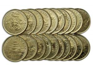 Set Monete Game of Thrones Coin Set Daenerys Targaryen
