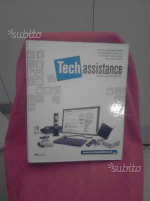 Techassistance 2 raccoglitori master ediz