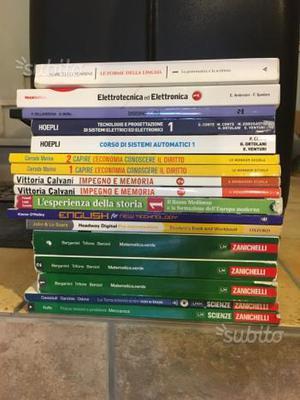 Vendita libri di testo