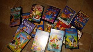 Videocassette cartoni originali