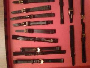 Cinturini pelle orologi donna