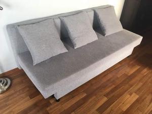 Divano letto ikea modello ammenas colore nero posot class - Ikea ps divano letto ...