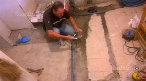Terzo punto idraulico posot class - Impianto idraulico cucina ...